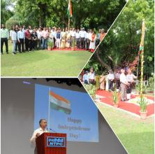 PMI Celebrates 73rd Independence Day on 15th August 2019