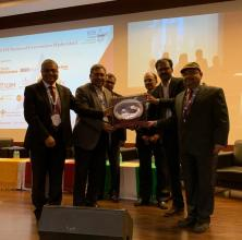 NTPC HAS WON THE ISTD NATIONAL AWARD FOR INNOVATIVE TRAINING PRACTICES 2017-18 (FIRST PRIZE)